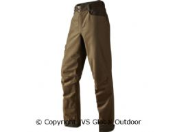 Tuning trousers Hunting green/Shadow brown