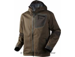 Turek jacket  Hunting green/Shadow brown