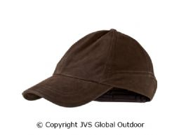Ultimate Leather cap  Shadow brown