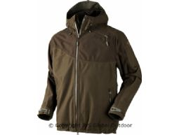 Vector jacket  Hunting green/Shadow brown