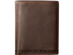 Wallet Dark brown - 9,5 x 12 x 1,5 cm